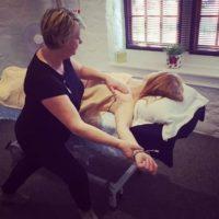 Massage - limbs