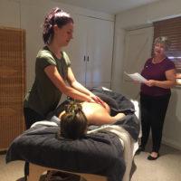 Massage - training